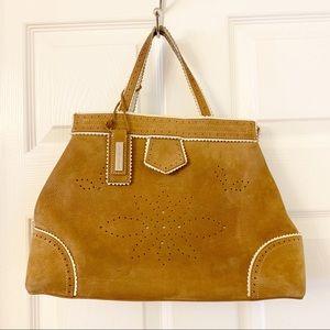 Antonio Melani | 100% Leather Satchel Handbag